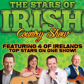 Ireland's favourite country music stars in one super show.