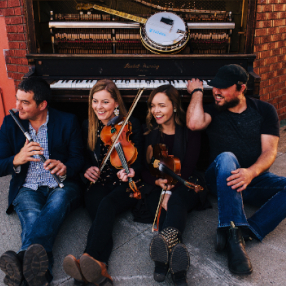 Còig is one of today's most exciting new North American Celtic groups.