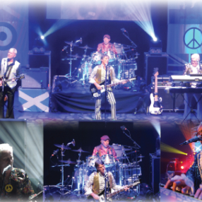 Having toured extensively with The Counterfeit Sixties show they now bring you their unique Seventies show.