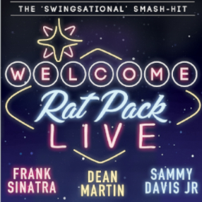 Prepare yourself for the UK's most authentic Rat Pack concert experience, part of Edinburgh Festival Fringe.