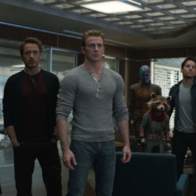 The Avengers assemble, one last time.