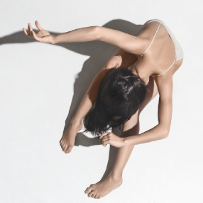 An intensely moving dance piece about dying and embracing the art of living.