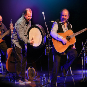 This performance has been rescheduled to another date. All bookers will be contacted by our Box OfficeNEW DATE: Thursday 20 May 7.30pm 2021Timeless classics from Irish legends.
