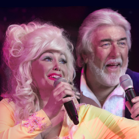 Celebrating the music of Dolly Parton and Kenny Rogers.