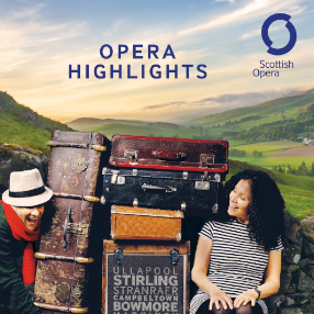 Scottish Opera is touring venues up and down Scotland with a celebration of all that is opera.
