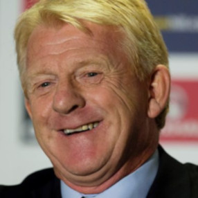 An evening with Gordon Strachan.