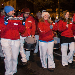 Edinburgh Samba Drumming 19