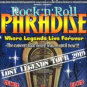 Rock n Roll Paradise returns to the UK theatres in 2020 celebrating our 11th year on the road.
