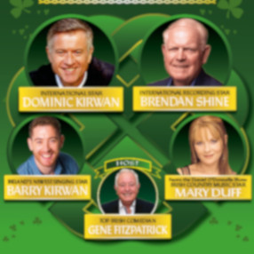 Pride of Ireland's St Patrick's Day show.Sunday 15 March 2.30pm & 7.30pm