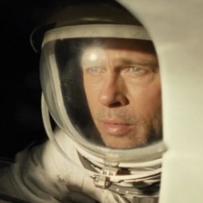 Astronaut Roy McBride (Brad Pitt) travels to the outer edges of the solar system to find his missing father (Tommy Lee Jones).