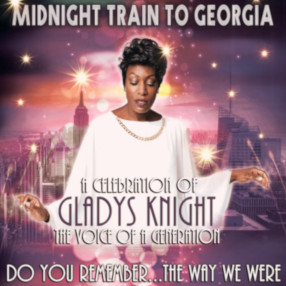 Thursday 14 MayCapturing the essence of the Multi Award Winning Ms Gladys Knight.
