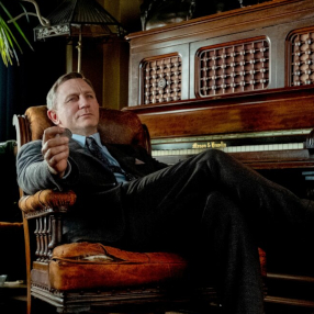 Wednesday 19 February 7.30pmA murder mystery starring Daniel Craig.