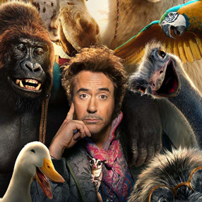 Wednesday 29 April 7.30pmRobert Downey Jr stars as the doctor that can talk to animals.