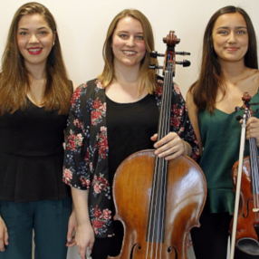Tuesday 7 April 1pmThe popular lunchtime classical concert series.