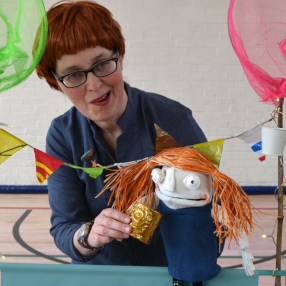 Thursday 9 April 2pmPuppet Animation Festival - John Gray Centre, Haddington