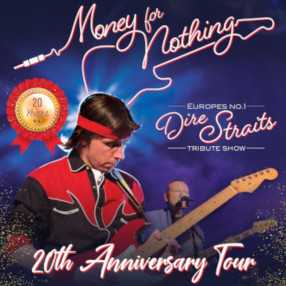 Friday 16 October 7.30pmUndoubtedly the BEST Dire Straits Tribute Band in Europe