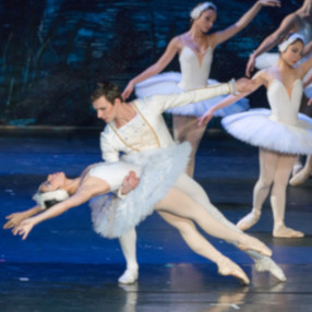 Russian National Ballet - Swan lake