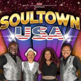 It's the authoritative story of Soul and Motown in a brand new for 2020 stage show spectacular.