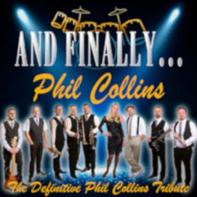 Friday 30 October 7.30pmUK's Top Phil Collins Tribute.