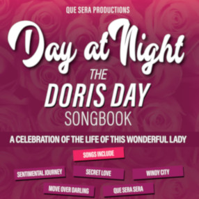 NEW DATE: Saturday 17 October 2pm & 7.30pmA celebration of the life and music of the Hollywood Legend, TV and recording artist Doris Day.