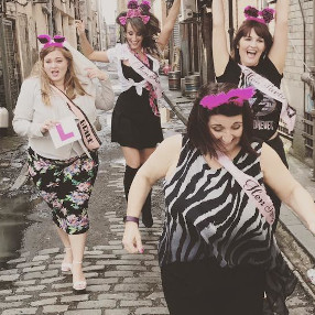 This performance has been rescheduled to another date. All bookers will be contacted by our Box OfficeNEW DATE: Saturday 12 December 7.30pmKaraoke, drunken tiffs and shots of Tequila makes this A BELTER OF A GIRLS' NIGHT OOT!