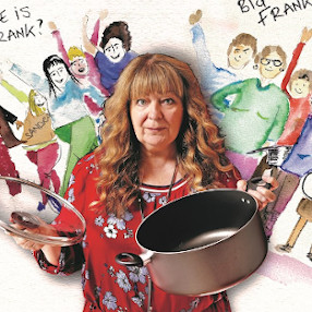 Saturday 10 October 7.30pmNEWS ALERT……Janey Godley and her soup pot are on tour.
