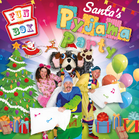 Wednesday 23 December 5pmThursday 24 December 11am & 2pm Sunday 27 December 12pm & 3pmHo Ho Ho! Funbox invite you to a very special sleepover, but you'll be too excited to snooze cos we're all staying up for Santa!
