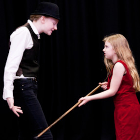 East Lothian Youth Theatre Tranent & Ormiston Drama Age:8-12
