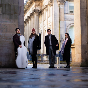 Watch from Tue 2 Mar 1pm, available for 2 weeksA series of three concerts presented by The Brunton in partnership with the Lammermuir Festival and Royal Conservatoire of Scotland.